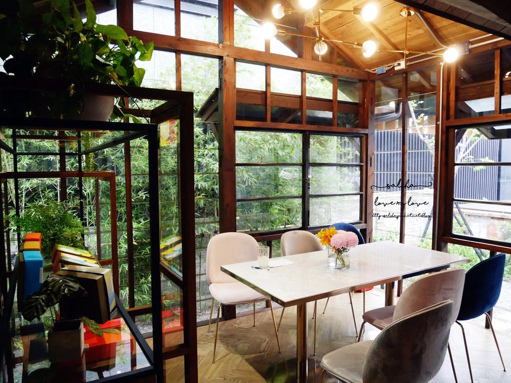 台北大安金華街東門站日式咖啡廳推薦老房子古蹟金錦町 (3)