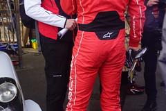 Mark Webber, Formula One and Porsche Endurance Driver, 77th Members' Meeting, Goodwood Motor Circuit