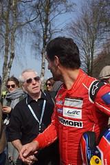 Mark Webber, Formula One and Porsche Endurance Driver, 77th Members' Meeting, Goodwood Motor Circuit (14)