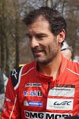Mark Webber, Formula One and Porsche Endurance Driver, 77th Members' Meeting, Goodwood Motor Circuit (13)
