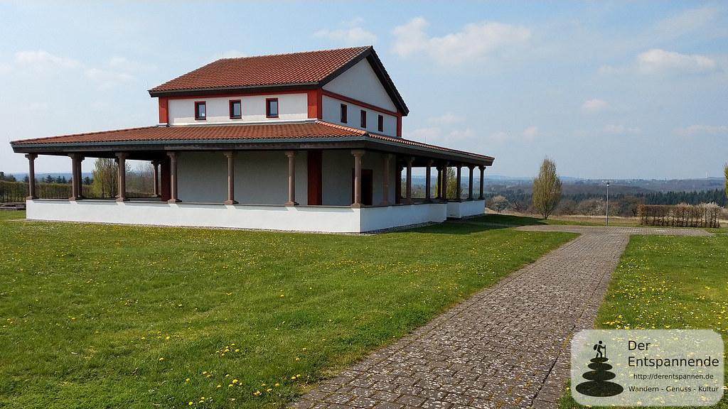 Martberg - römisch-keltisches Heiligtum
