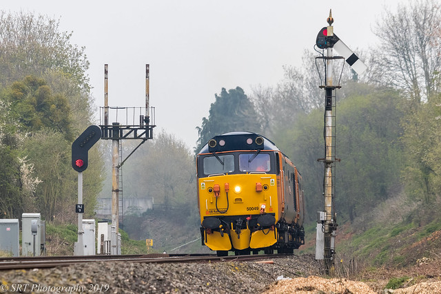 50049 and 50007 [0Z52] 16.04.2019