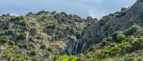 Cascada de las Lastras de Aguas Bravas