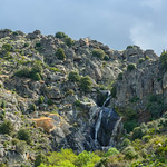 Senderismo. Cascada de las Lastras de Aguas Bravas