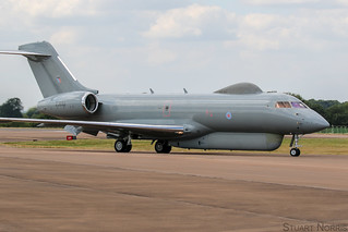 Sentinel R1 ZJ692 - 5 Squadron RAF Waddington