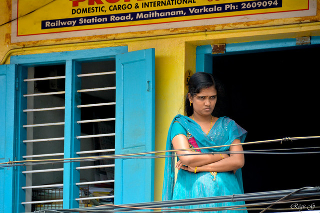 Inde - Varkala - वर्कला