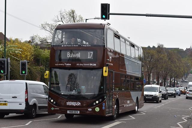 Nottingham City Transport 462