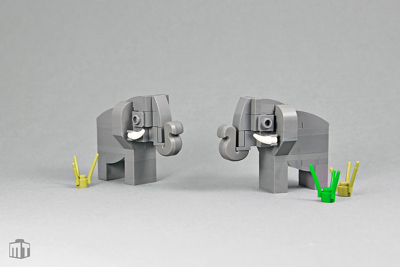 Mini Elephants