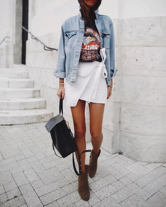 street style spring outfit inspiration9