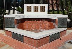 Louis Zamperini Plaza at USC
