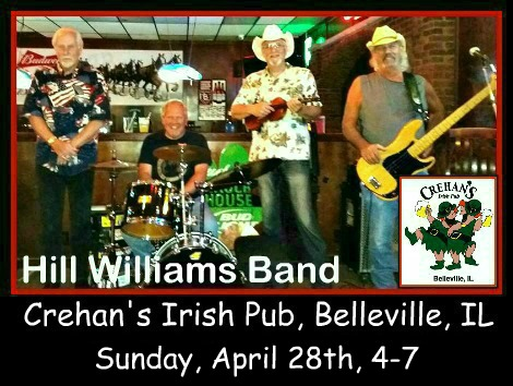Hill Williams Band 4-28-19