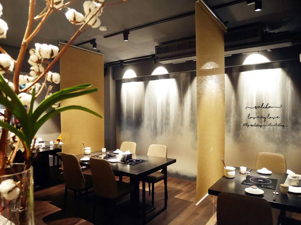 台北大安區東區竹苑shabu高級鍋物海鮮好吃火鍋情人節約會聚餐大餐 (3)