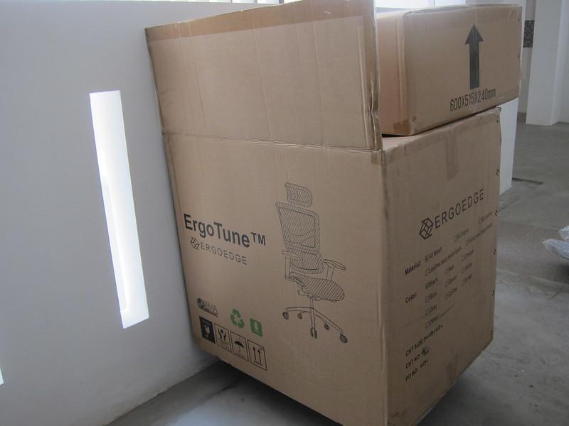 ErgoTune - Box