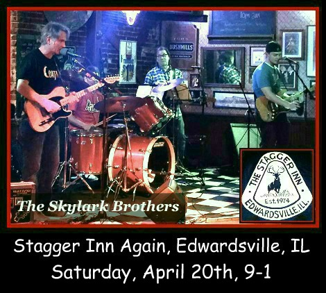 The Skylark Brothers 4-20-19