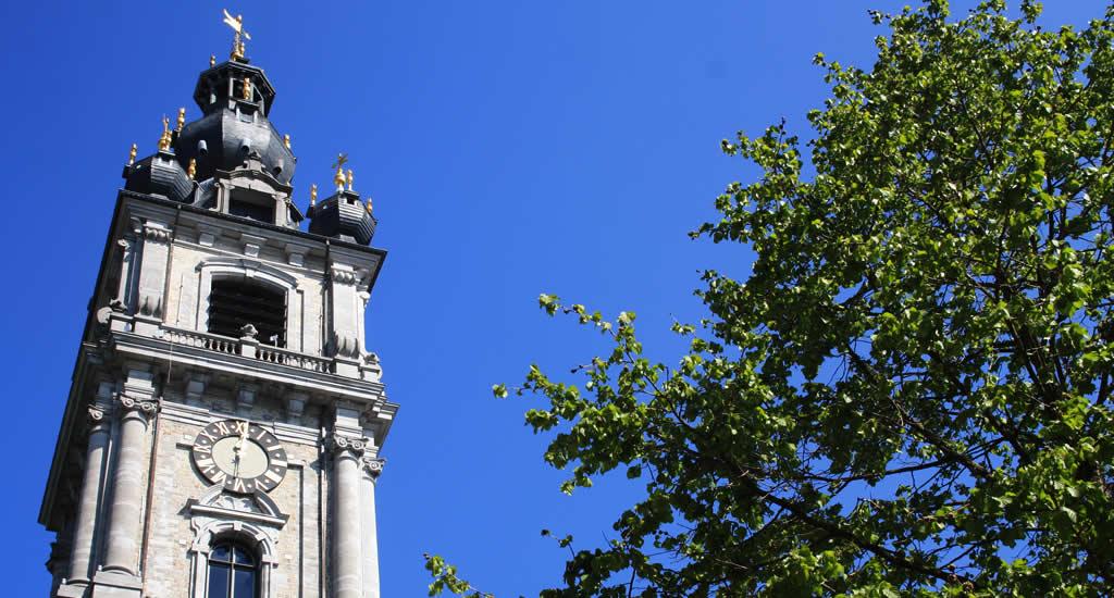 Bezienswaardigheden Mons, België: Belfort | Mooistestedentrips.nl