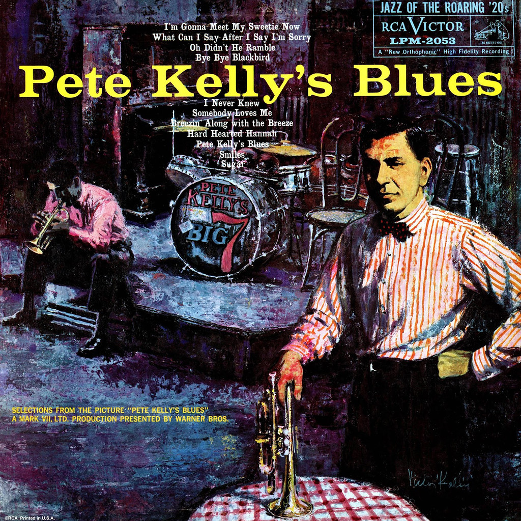 Pete Kelly - Pete Kelly's Blues