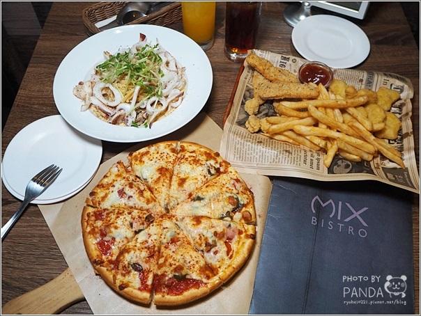 Mix Bistro餐酒館 (28)