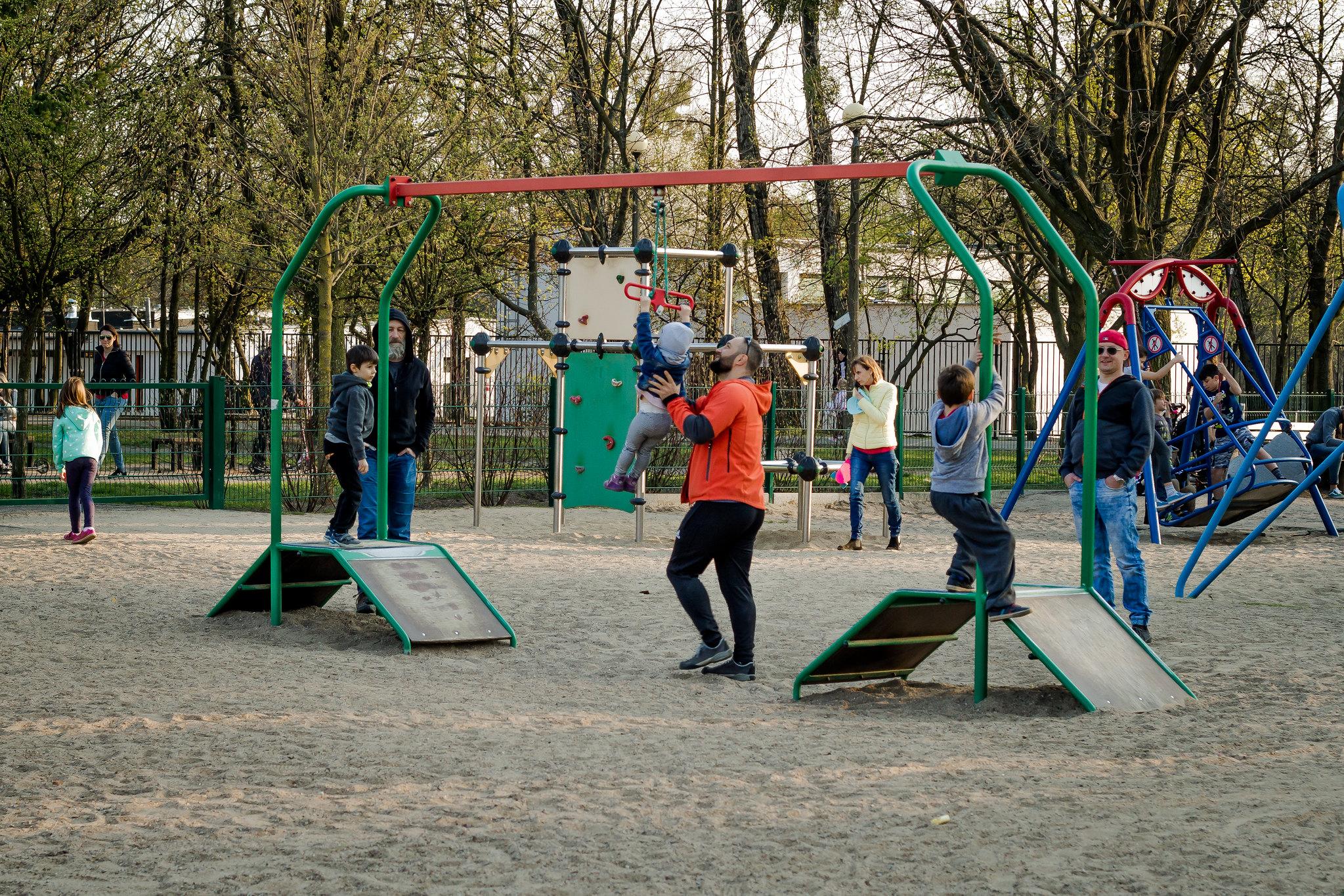 Park im. J. Kasprowicza - Poznań