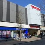 Shopping mall in Preston