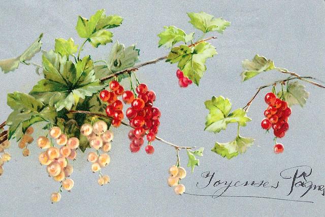 """""""Frohes Ostern"""" und """"Joyeuses Pâques"""" - Ostergrüße auf alten Post- und Ansichtskarten:"""
