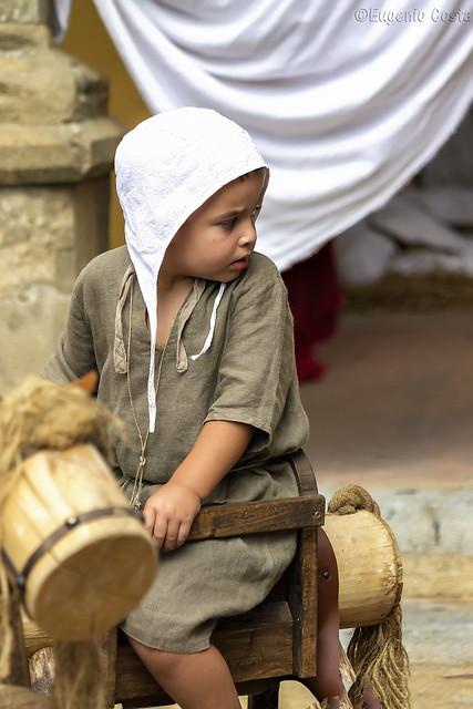 Bambino nel AD 1398 / Child in AD 1398