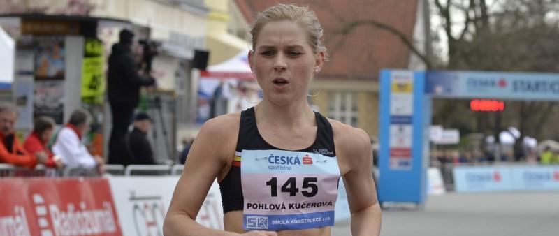 Štěpánka Pohlová Kučerová: Nikdy není pozdě začít