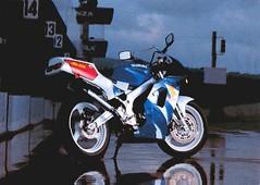 Suzuki RG 125 F Gamma 1996 - 3