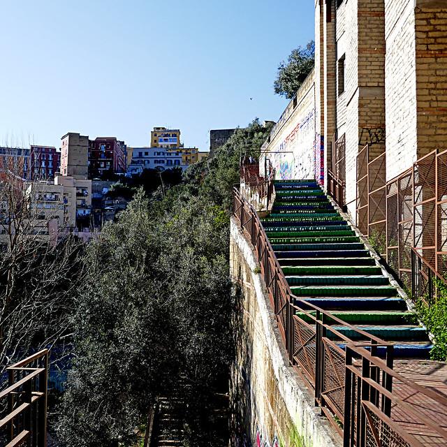 Parco Ventaglieri, Napoli, Italia