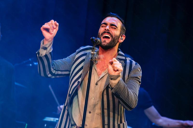 Marco Mengoni - Atlantico Mengoni Live 2019
