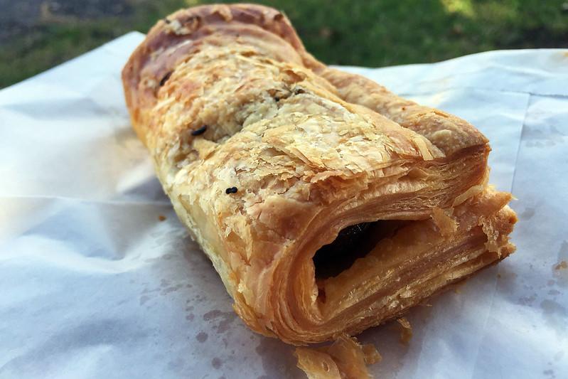 Sausage roll, Hayden's Pies