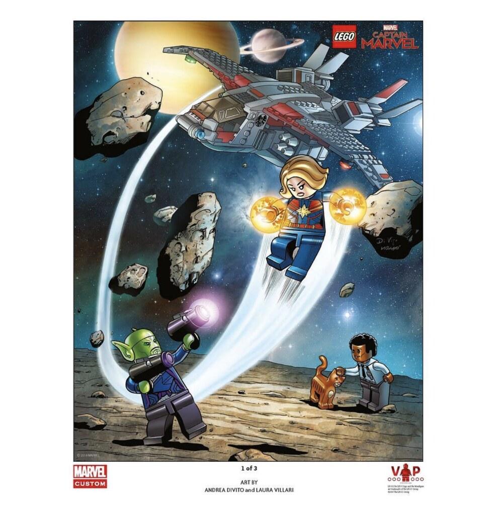 New Lego ViP promo poster peek...