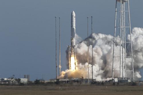 NG-11 Antares Cygnus Launch | by Northrop Grumman Corporation