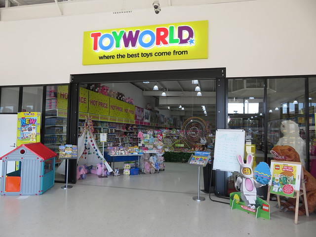 Toyworld (former Toys R Us) Gepps Cross
