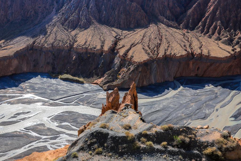 Anjihai Grand Canyon 安集海大峽谷