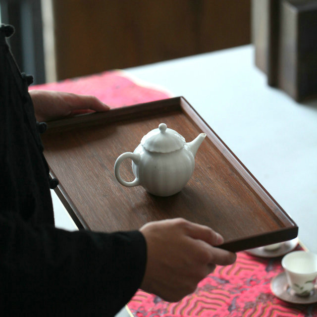 Bamboo Tea Tray 2 Variations