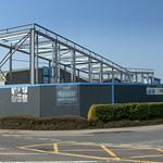 New construction in Preston