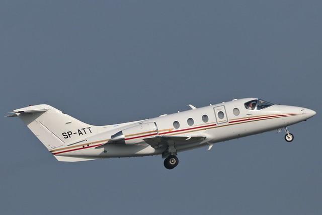 Hawker 400XP SP-ATT