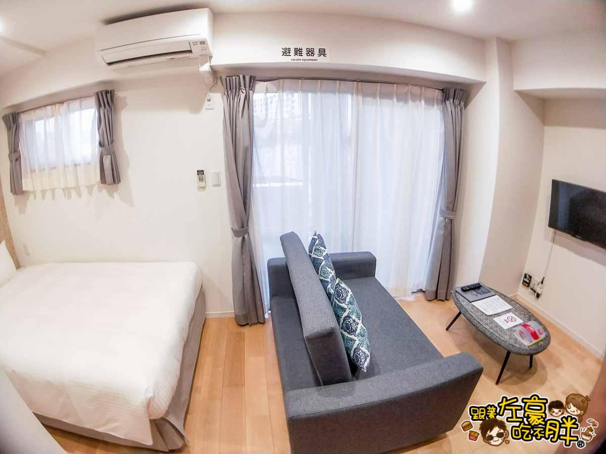 L's INN Naha Higawa(沖繩L公寓式旅店)-28