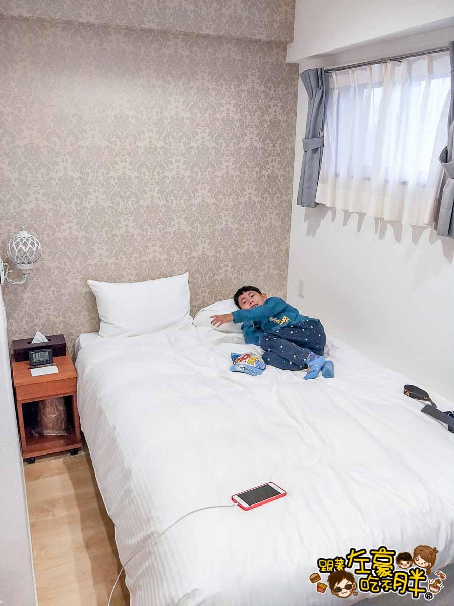 L's INN Naha Higawa(沖繩L公寓式旅店)-19