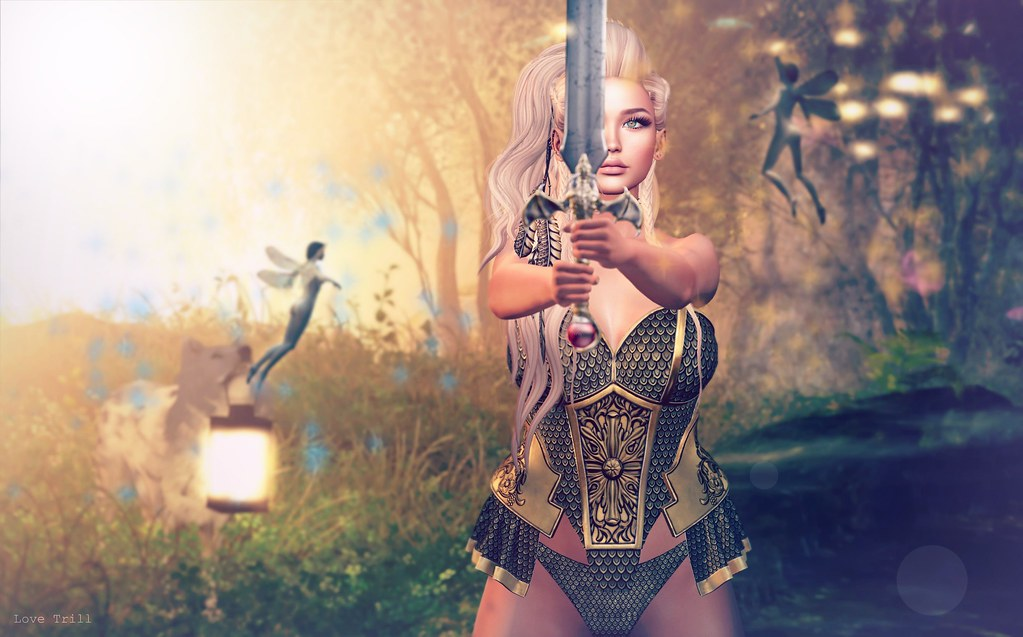 Defender of the Fae | FabFree - Fabulously Free in SL