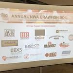 NWA Crawfish Boil 2019