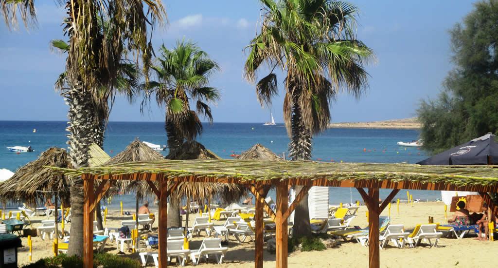 Gozo met kinderen, Ramla Bay