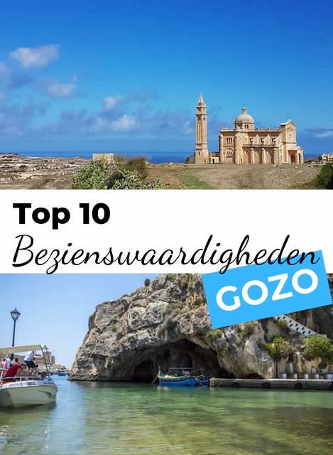 Top 10 bezienswaardigheden Gozo | Malta & Gozo