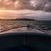stormy sunset by Rafael Zenon Wagner