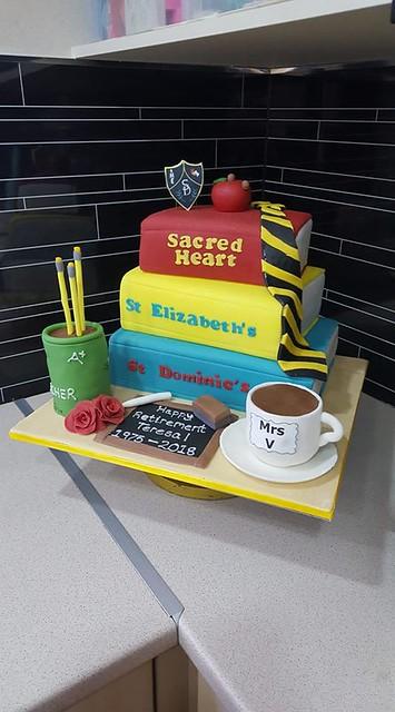 Cake by Fatima NobleStyle of Noble Cakes