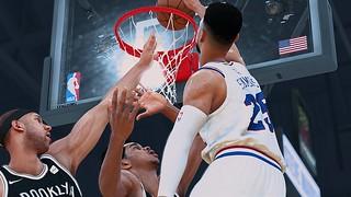 Philadelphia Sixers vs. Brooklyn Nets | by s t i c k y - f i n g e r s