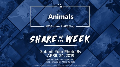 Share of the Week - Spring   by PlayStation.Blog