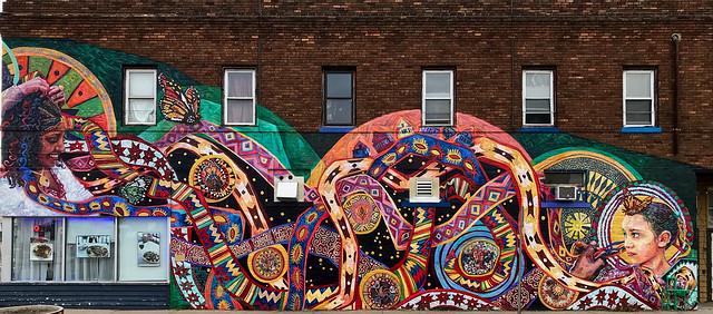 Mural Pleasure