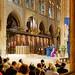Paris, Notre Dame Cathedral, Service