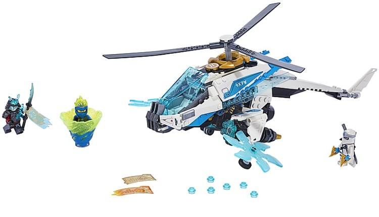 LEGO Ninjago Shuricopter 70673-03